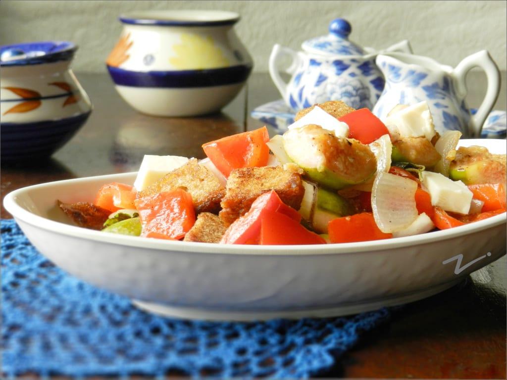 Char Grilled Veg Salad