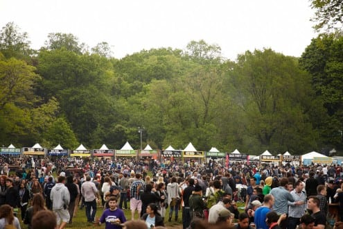The Comeback That Almost Was - GoogaMooga 2013
