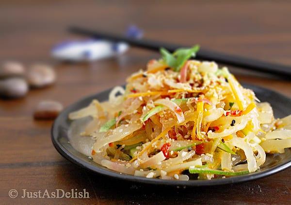 Eucheuma Seaweed Kerabu – A Delicious Aromatic Salad
