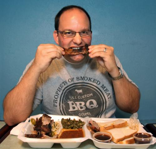 Interview with Daniel Vaughn - Greek God of Texas Barbecue