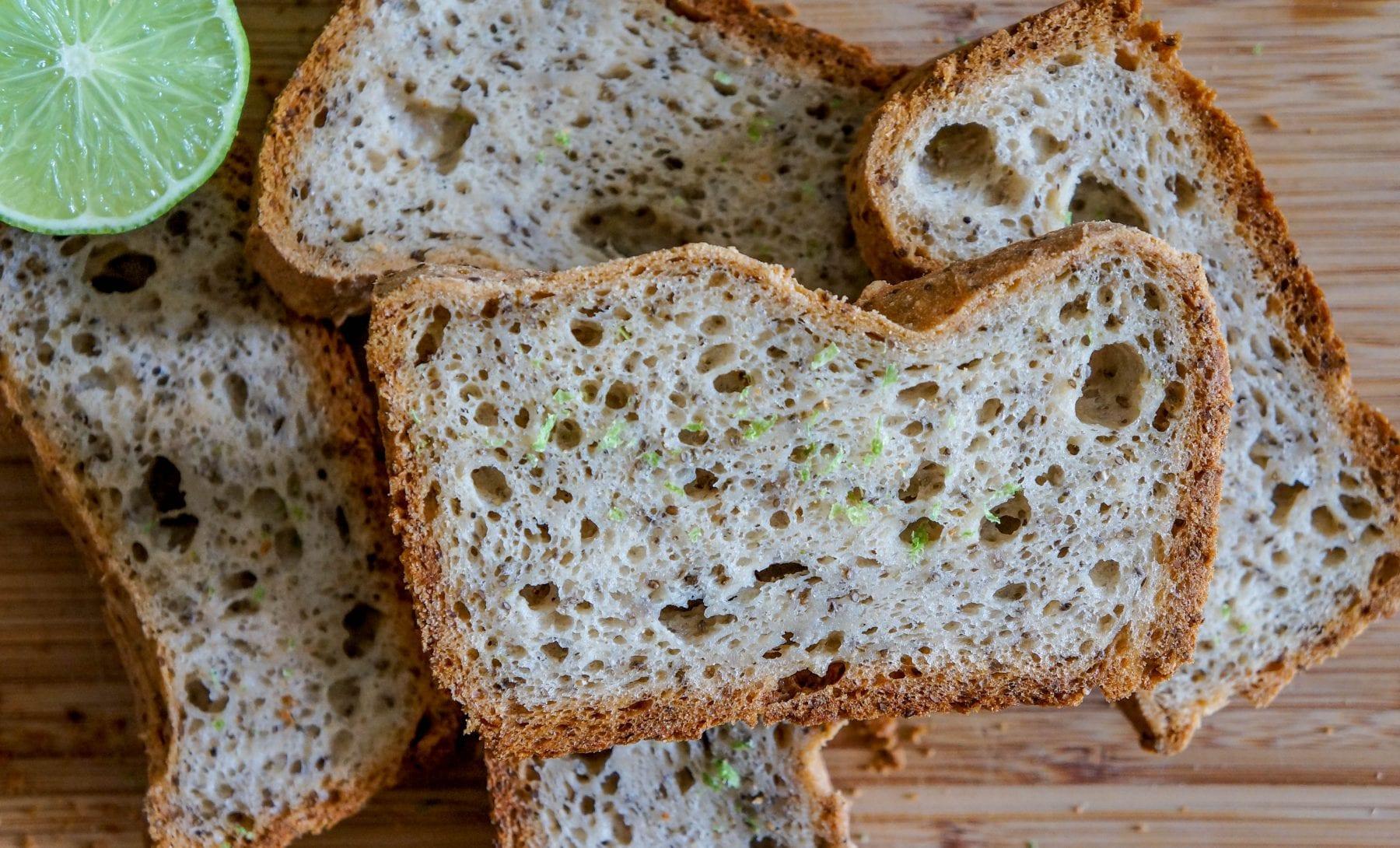 bread how to make gluten free sandwich bread gluten free bread ...