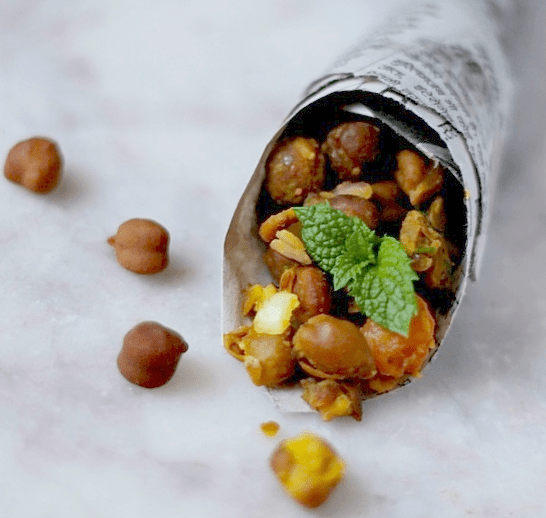 Channa Zor Garam - Indian Street Food