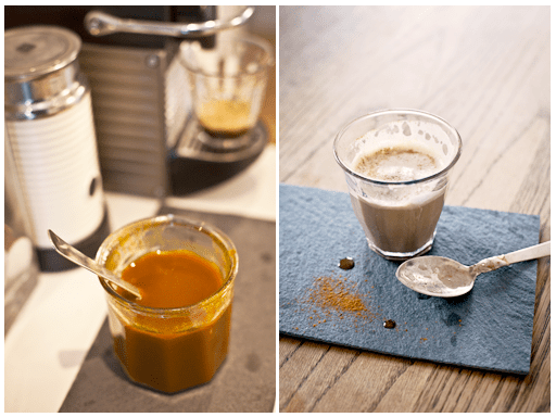 Pumpkin Spice Syrup with Agave