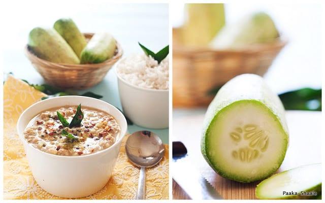 Southekayi Hasi Gojju - Raw Food at it's Best
