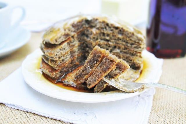 Buckwheat Pancakes Recipe By Sherron Watson