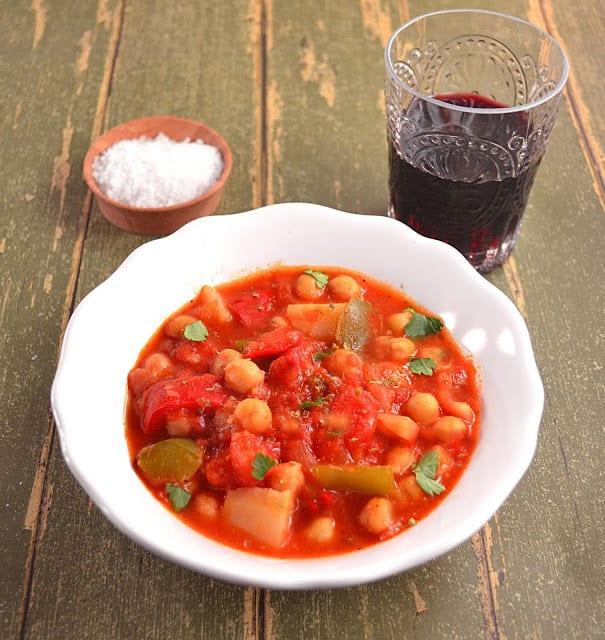 Greek Style Stew
