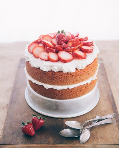 Super Southern - Strawberry Cake