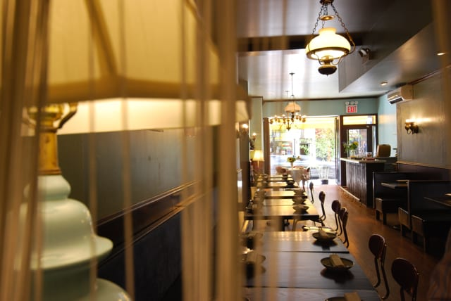 Cafe China New York