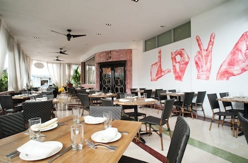 Serafina Dream South Beach - Northern Italian Fare in Miami