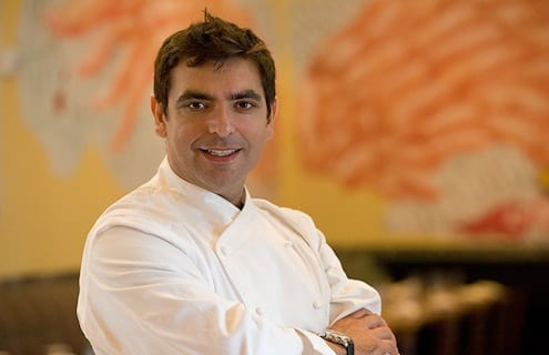 Executive Chef Marco Zuccala