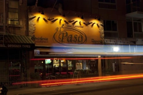 El Paso Restaurant New York