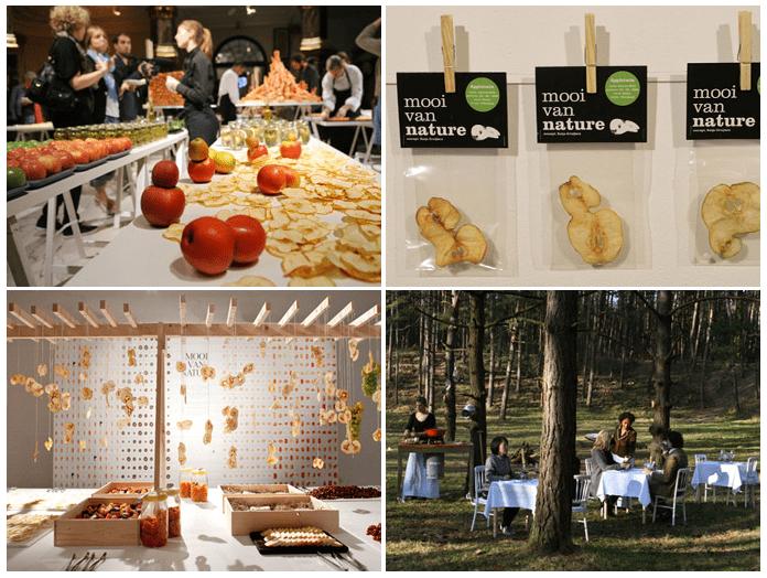 Nature Inspired Food Design - Workshop by Boisbouchet