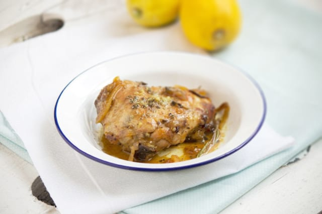 Honey and Lemon Chicken