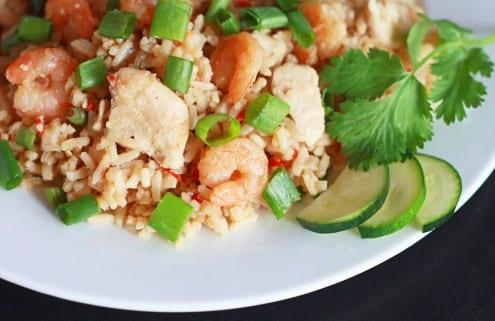 Tim Anderson's Nasi Goreng With Smoked Mackerel Recipes — Dishmaps