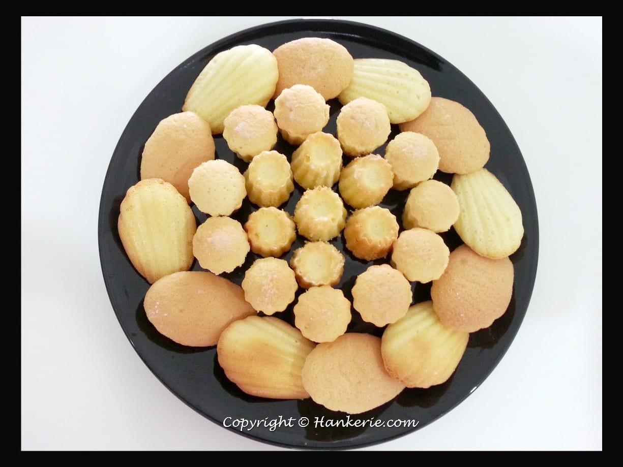 Kuih Bahulu - Asian Madeleine Cookies