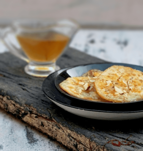 Malpua - Sweet Indian Pancakes