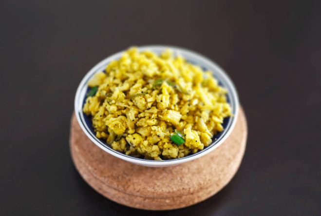 Bhuna Gobi - Mix of Cauliflower and Indian Spices