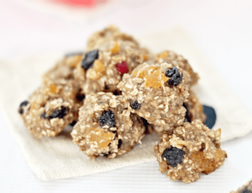 Quick and Delicious Oat Cookies