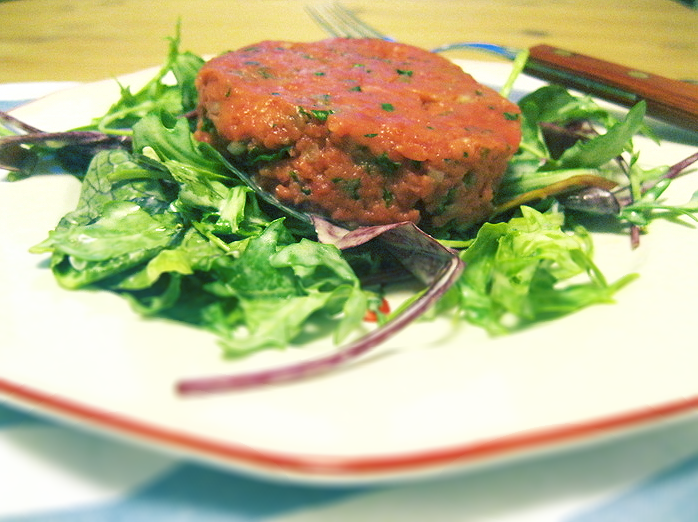 Steak Tartare – Honest Cooking