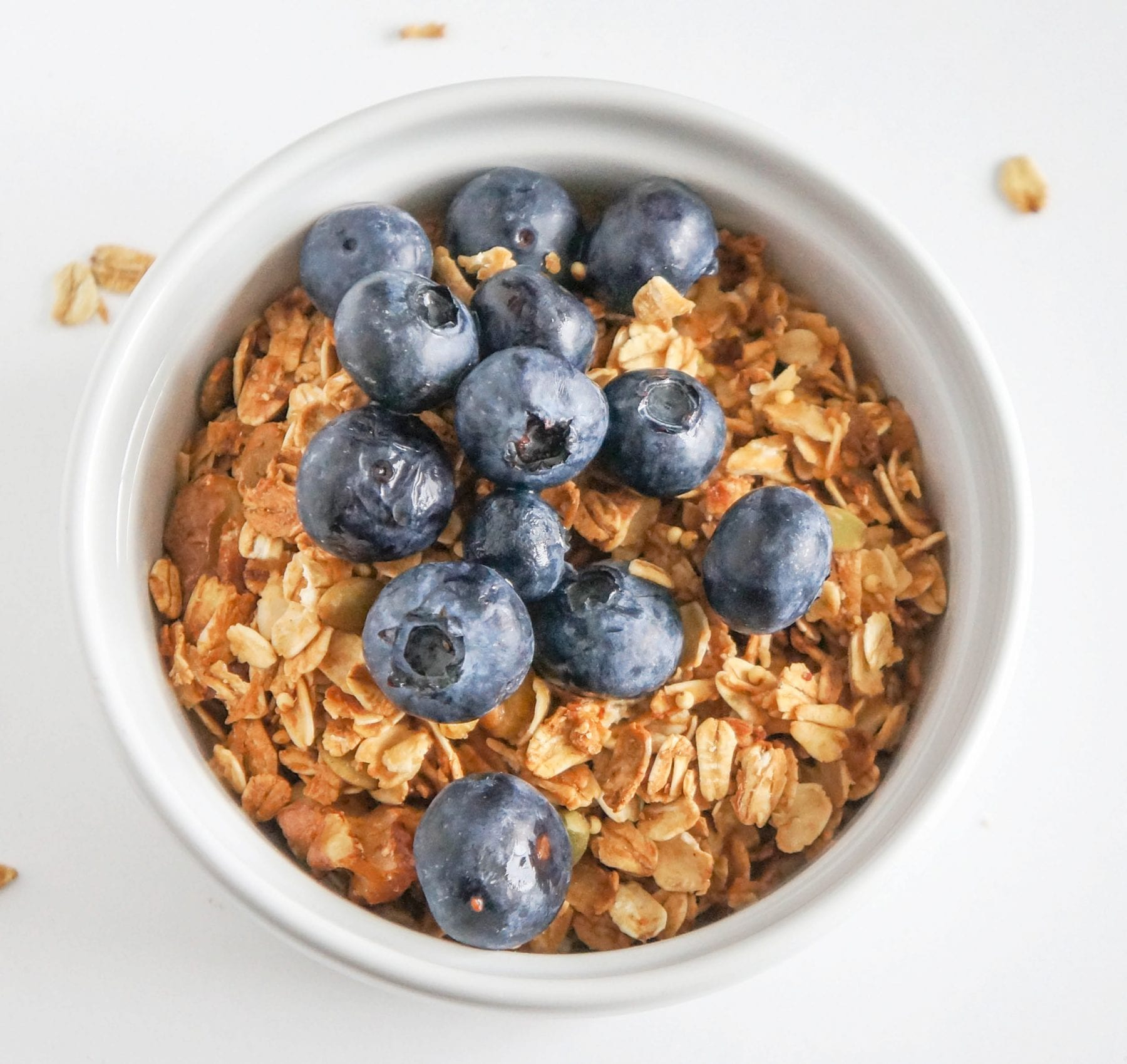 Summery Power Granola