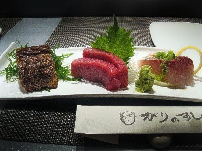 Sushi of Gari 46 omakase