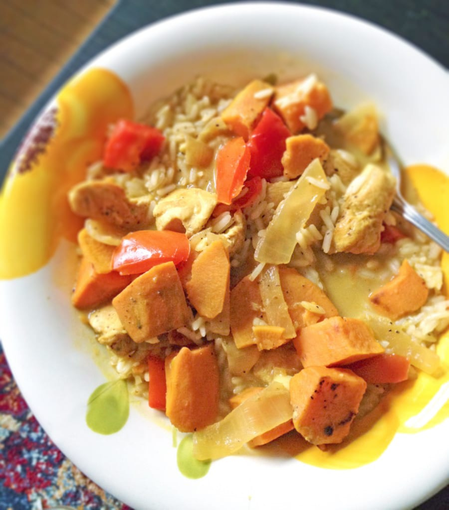 Chicken Curry in a Hurry Recipe by Lauren Hardy