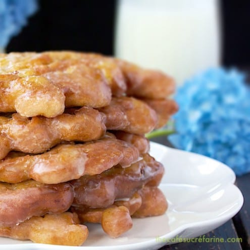Pineapple and Banana Southern-Style Fritters