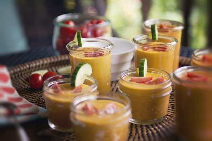 Gluten-Free Summer Gazpacho