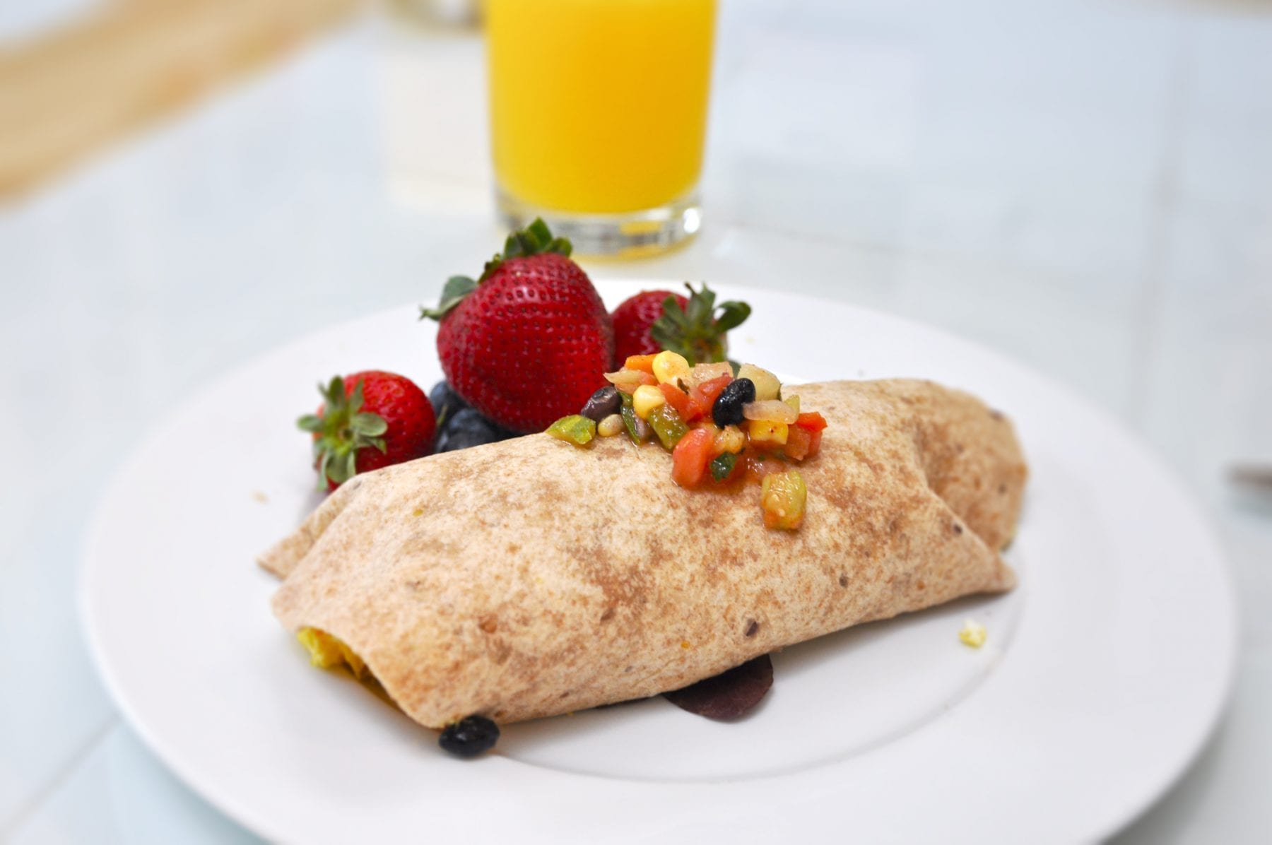 Awesome Breakfast Burrito