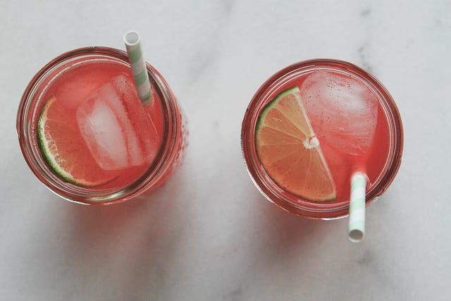 Li Hing Mui Paloma Drink