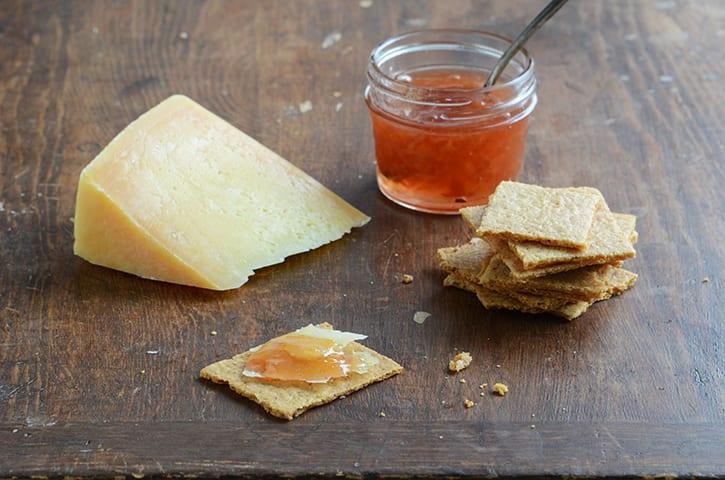Cheese Crackers Hirten Castello