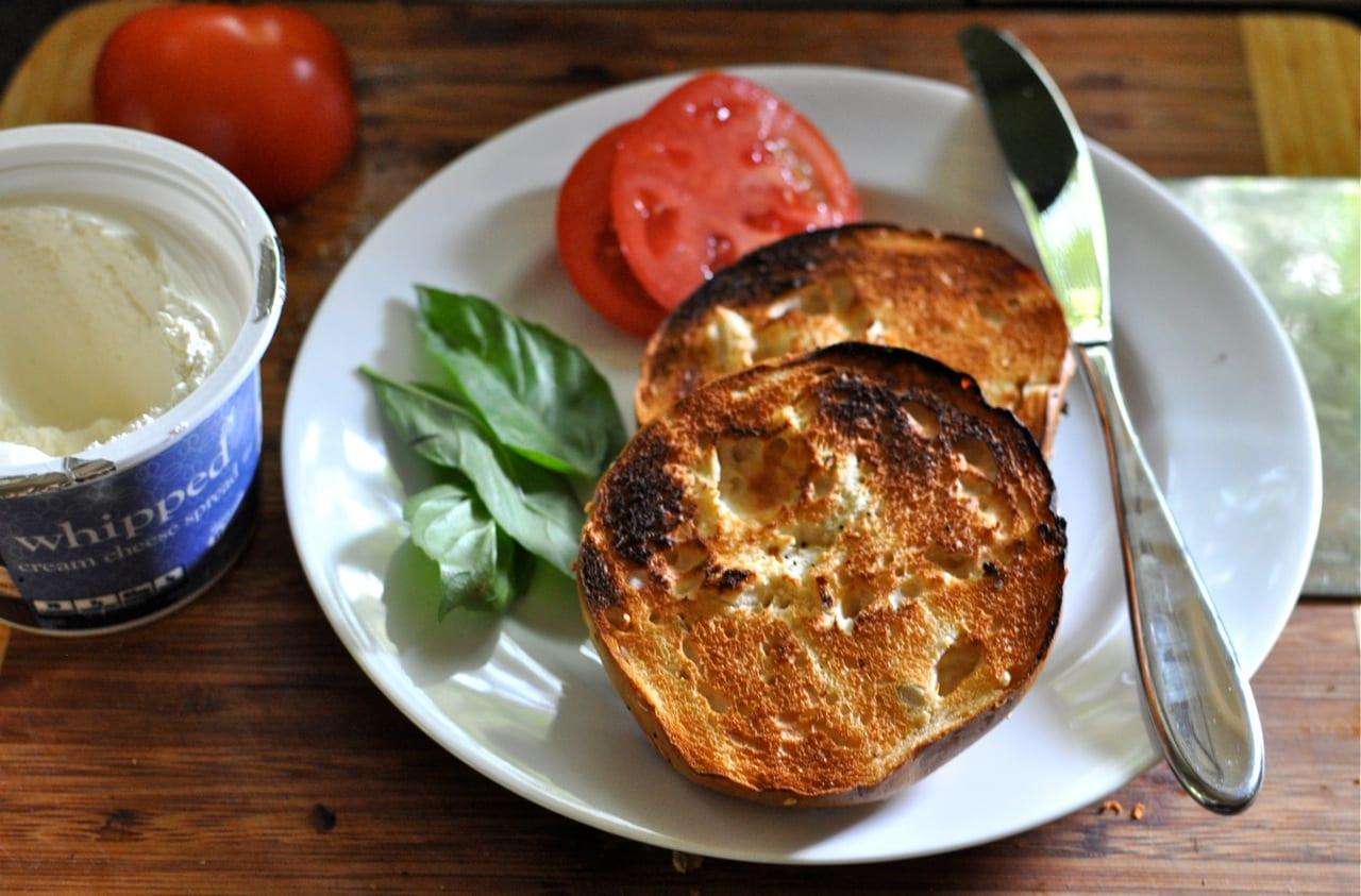 Mouthwatering Breakfast Sandwich