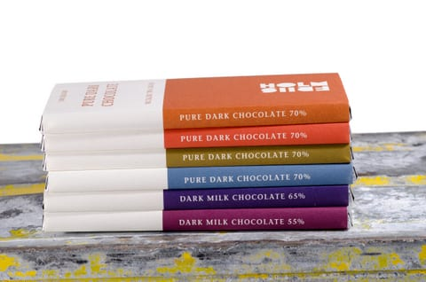 Mikkel Friis Holm Bean to Bar Chocolate