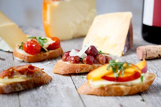 Delicious Crostini Recipes