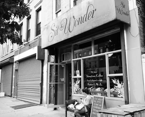 Coffee House Test - Sit and Wonder, Brooklyn