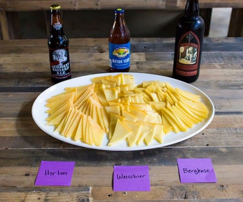 Castello Moments - Beer and Cheese Pairing