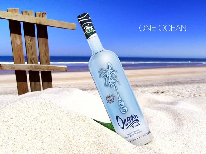 Organic Ocean Vodka - Almost too Good to be True