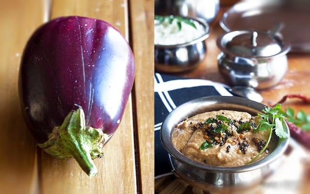 Eggplant Chutney Recipe by Nandita Nataraj