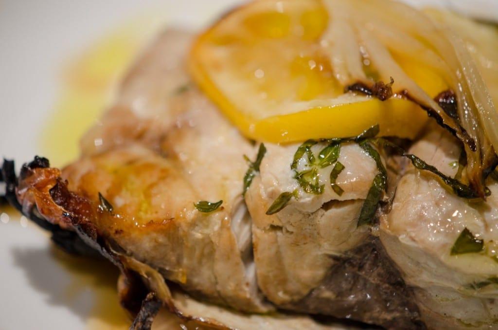 Pesce al Cartoccio – Fish in a 'Packet'