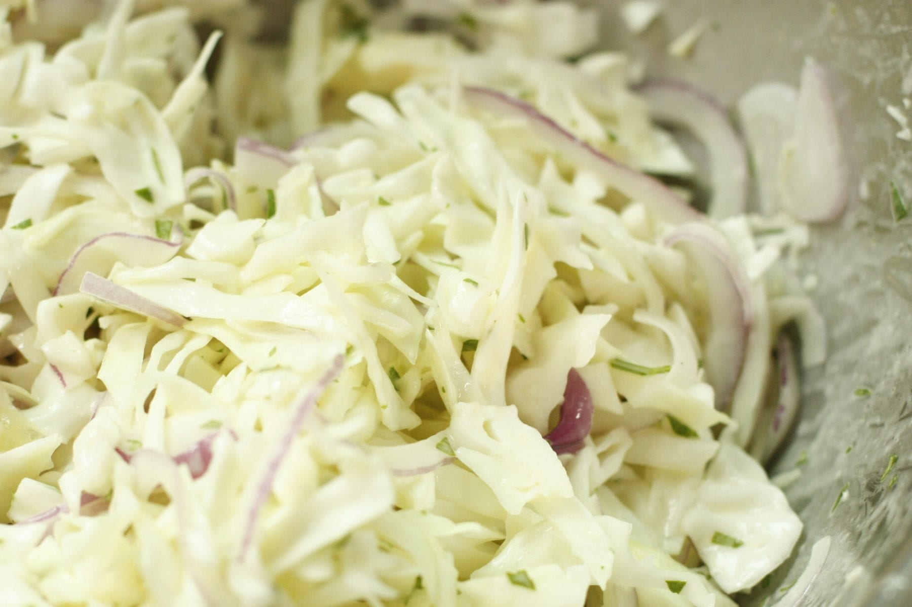 White Summer Slaw