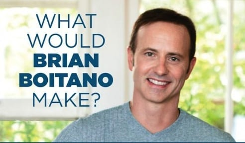 What Would Brian Boitano Make?