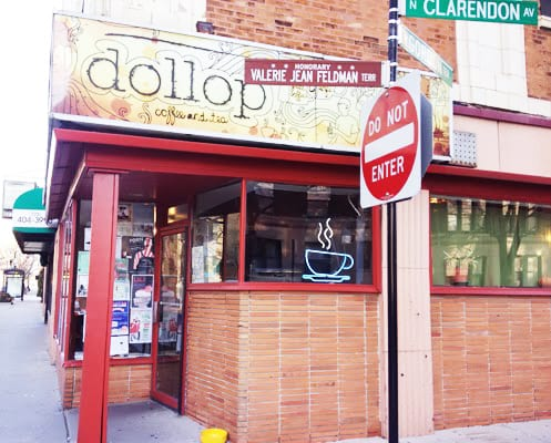Coffee House Test - Dollop Coffee