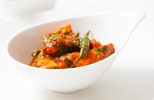 Chili Chicken Curry