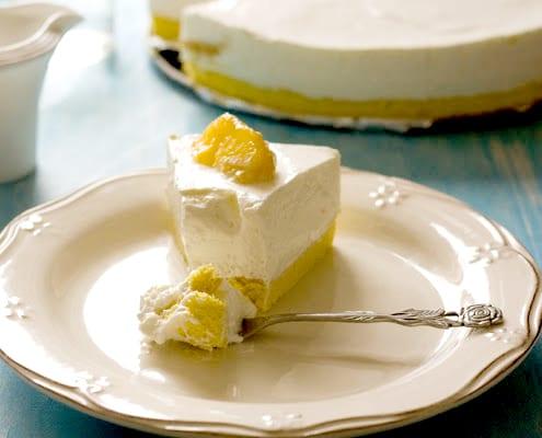 Lemon Sponge Cake Recipe Simple