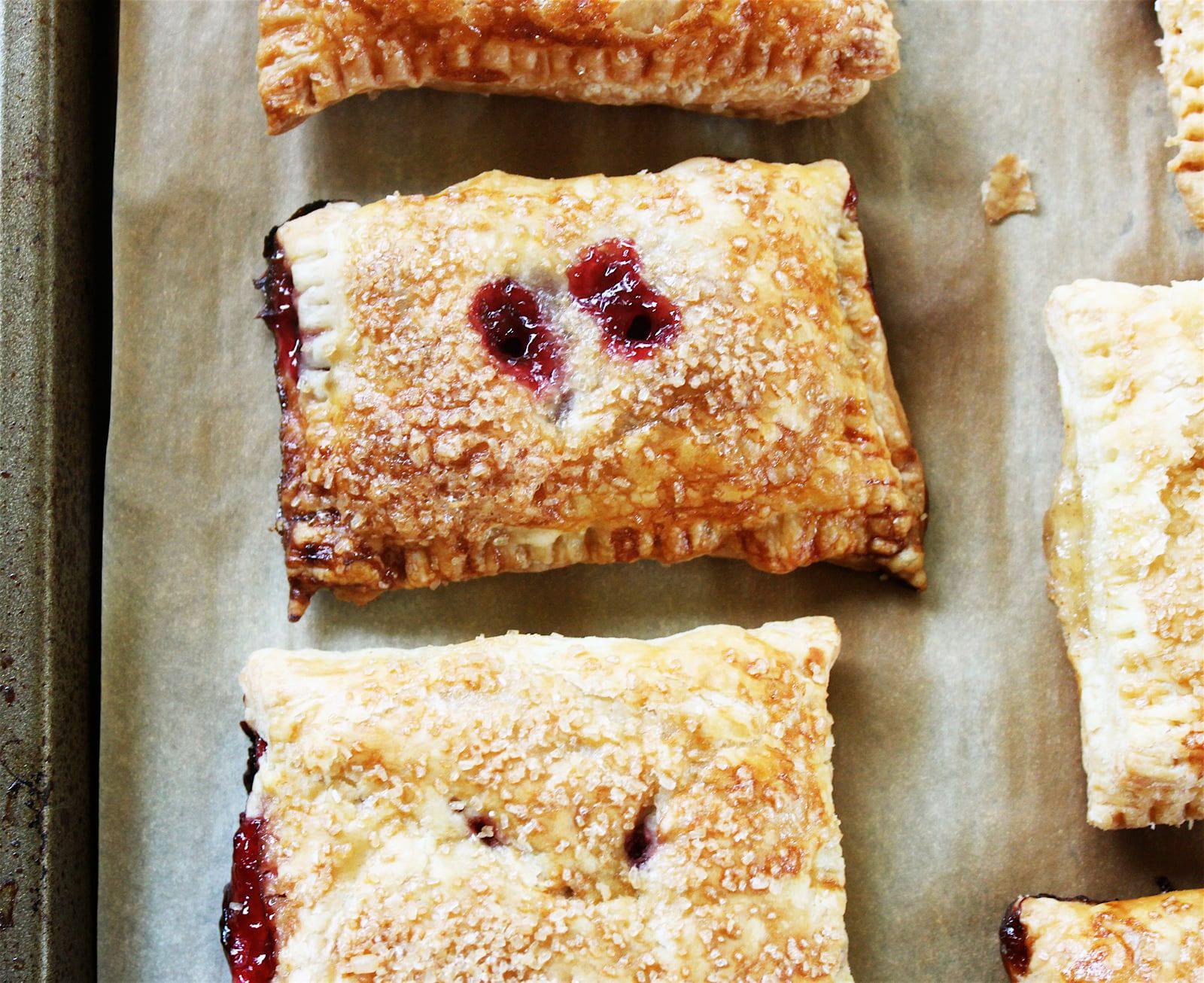 Summer Fruit Hand-Pies