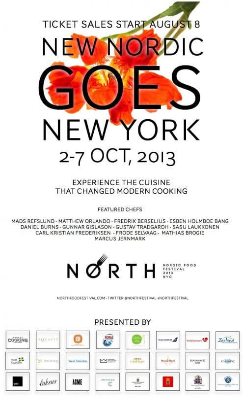 NORTH Nordic Food Festival