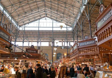 Stockholm Food Hall