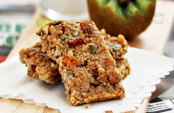 Quick and Easy Breakfast Bars