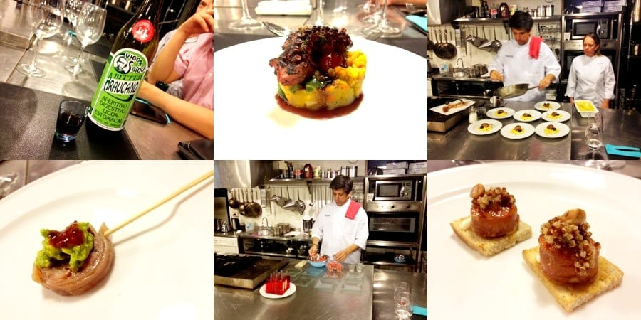 """Clandestine"" Restaurant Experience in Chile"