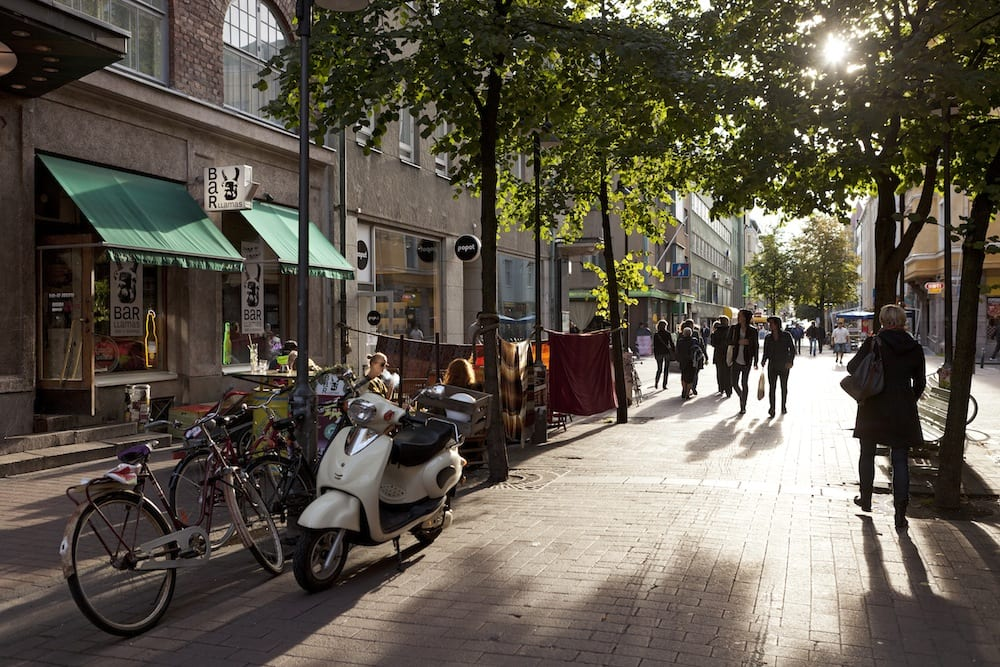 Restaurant Day in Helsinki